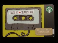 Holiday Issue Starbucks Card 2014 New /& Never Swiped It/'s On Me This Time