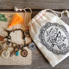 Build your own Junk Market treasure! We have SO many cute charms!