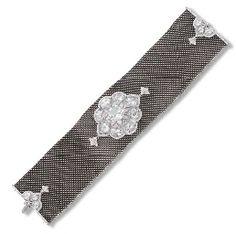 A STYLISH DIAMOND-SET BRACELET, BY BHAGAT