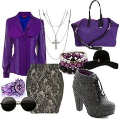 "grown up goth | Grown Up Goth"" by star-holloway-gibbs on Polyvore 