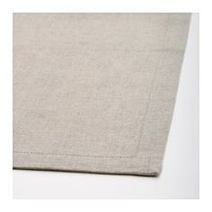 IKEA   MARKNAD, Table Runner, Cotton/linen Blend With The Softness Of  Cotton And The Matte Luster And Firmness Of Linen.The Runner Protects The  Table And ...
