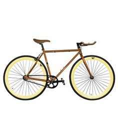 Zycle Fix Penny Pursuit Series Fixed Gear Single Speed Fixie Bike  $100 OFF TIL CYBER MONDAY GET YOURS BEFORE THE RUN OUT!