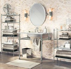 Industrial Chic On Pinterest Industrial Chic Industrial Chic Bathrooms And