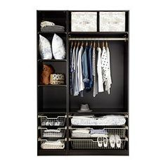 wardrobe pax white shoes organizer organizers and ikea. Black Bedroom Furniture Sets. Home Design Ideas