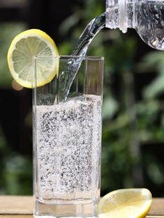 L'eau gazeuse pour tout détacher
