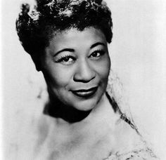 Ain't nobody cooler than Ella Fitzgerald. She had the most incredible musical gift and beautiful voice - which went very nicely with her beautiful spirit. LOVE <3
