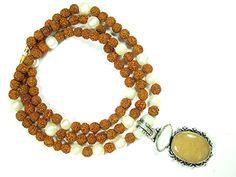 Chakra Mala- Rudraksha Pearl Beads Japamala Meditation Prayer Necklace Yoga Jewelry Mogul Interior http://www.amazon.com/dp/B00R78F0XK/ref=cm_sw_r_pi_dp_Jvonvb1TZ4S0W