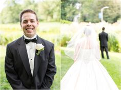 Baltimore Maryland Wedding Photography | Anna Grace Photography | First Look