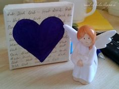 * Angel of Berlin: [gives...] Get-well-soon-Present