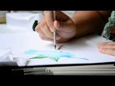 Tutorial de Acuarela - YouTube