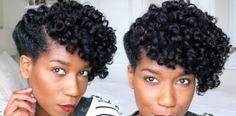 Getting Ready For A Big Event Can Be Stressful, But Naptural85 Makes It Easier With This Faux Tapered Natural Hair Updo