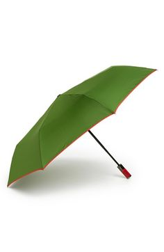 Women's Hunter Automatic Umbrella - Green
