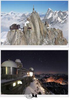 The Pic du Midi de Bigorre, French Pyrenees