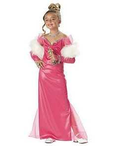 Walk the red carpet with this glamorous costume. Accept the award for the best actress in this beautiful Hollywood ...  sc 1 st  Pinterest & The 100 best MISS GLAMOUR GIRL PARTY images on Pinterest | Girl ...