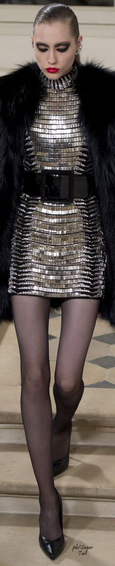 Saint Laurent Fall 2016