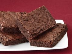 Aaron Sanchez's 5-Star Mexican Brownies from #FNMag