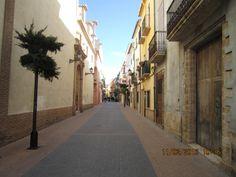 Calle Loreto - Denia