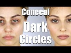 How to use concealer under eyes make up ideas for 2019 Dark Circles Makeup, Concealer For Dark Circles, Dark Circles Under Eyes, Dark Under Eye, Under Eye Concealer, Sunken Eyes, Under Eye Makeup, Covering Dark Circles, Deep Set Eyes