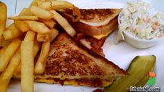 Grilled Cheese @ Truck Stop Diner - Kearny, NJ