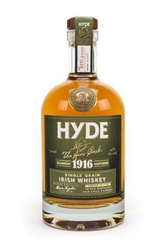 HYDE No. 3 Aras Cask 6 Jahre Irish Single Grain Whiskey, 46%