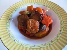 Beef Stew Persian Style | Tas-kabab تاس کباب | Fae's Twist & Tango