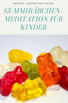 Gummibärchen-Meditation Lightning relaxation for children with the gummy bear meditation! Yoga Sequences, Yoga Poses, Yoga Inspiration, Relax, Famous Last Words, Vinyasa Yoga, Gummy Bears, Yoga Lifestyle, Yoga Videos