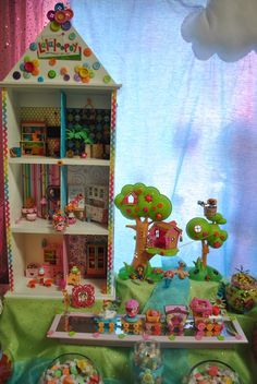 "Photo 34 of 56: Lalaloopsy Party / Birthday ""Jadelyn's Lalaloopsy Party"" 