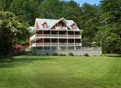 Glen-Ella Springs Inn in Clarkesville