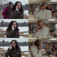 Lou: Is Amy having the baby? Jack: No, it's not Amy. He collapsed when he got off the plane. Heartland Season 11, Heartland Quotes, Heartland Ranch, Heartland Tv Show, Best Tv Shows, Best Shows Ever, Heartland Characters, Heart Land, Online Photo Editing