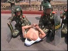 Chinese Terrorist massacring Uyghur Muslim in East Turkistan - YouTube  シナチクの東トルキスタン弾圧許すまじ! 尖閣~沖縄が侵略されればこうなるのだ。 日本人の平和ボケはやめろ!