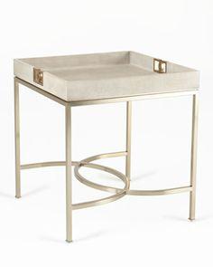 Bernhardt Olita Tray Side Table - Horchow