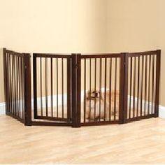 The Automatic Closure Pet Gate.