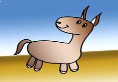 #DibujoBurro #DibujoParaColorear #DibujoFacilParaNiños del #canalDeDibujo para #AprenderADibujar o #AprenderAPintar de #TallerArteLibre https://www.youtube.com/user/exitoparatodos/