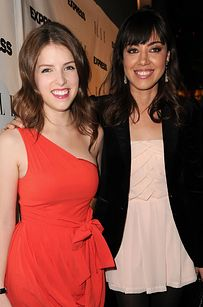 THIS IS ACTUALLY THE BEST FRIENDSHIP EVER! | A Glimpse Into The Hilarious Friendship Of Anna Kendrick And Aubrey Plaza