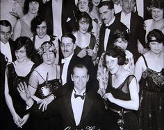 Photograph at the end of Stanley Kubrick's The Shining