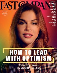 Emily Weiss for Fast Company Magazine by Herring & Herring