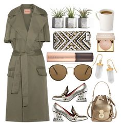 """""""JUNGLE."""" by shanelala ❤ liked on Polyvore featuring Maggie Marilyn, Ray-Ban, Stila, Rebecca Minkoff and BillyTheTree"""