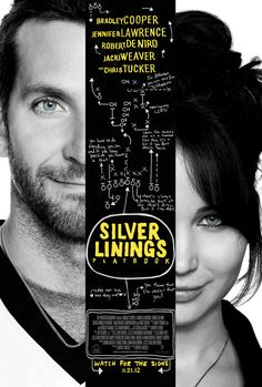 Silver Linings Playbook (David O. Russell) Bradley Cooper, Jennifer Lawrence and Robert De Niro