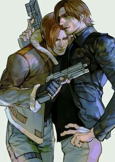 Resident evil One shots - Shit i have on my ipod Miyazaki, Dino Crisis, Albert Wesker, Leon S Kennedy, Resident Evil Game, Horror Video Games, Live Action Film, Scary Art, The Evil Within