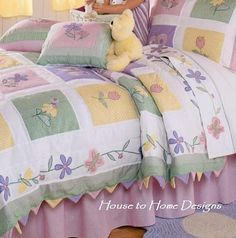 1000 images about cubrecamas on pinterest sunbonnet sue for Www homedesigns com