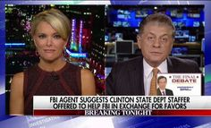 Judge Andrew Napolitano reacts to the latest Clinton server revelations on 'The Kelly File'