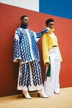 We love getting to know future fashion designers. When Anais sent us… Fashion Shoot, Editorial Fashion, Fashion Details, Fashion Design, Fashion Trends, 3d Foto, Shirt Designs, High Fashion, Womens Fashion