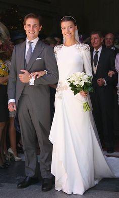 Roberto Diz, el diseñador que ha vestido a las novias e invitadas del año - Foto 4