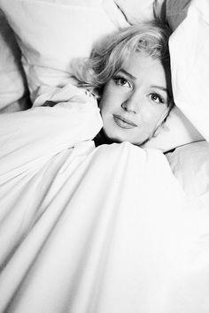 "missmonroes: "" Marilyn Monroe photographed by Milton Greene, 1953 """