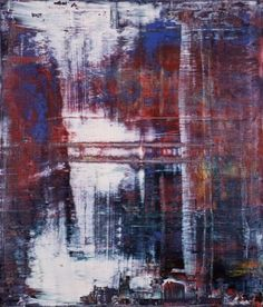 Gerhard Richter » Art » Paintings » Abstracts » Abstract Painting » 801-4