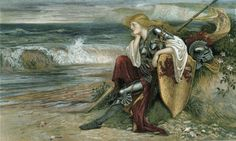 The Story in Paintings: Walter Crane, between illustration and ...