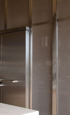 Create a virtually identical look with the use of Alifrost doors, also available in black or white mesh