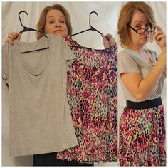 Refashion Co-op: A Shirt Skirt