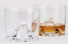 Matterhorn Rocks Glasses