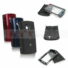Replacement Full Housing Cover Set for Sony Ericsson Xperia Mini ST15 ST15i With All the Buttons Assembled